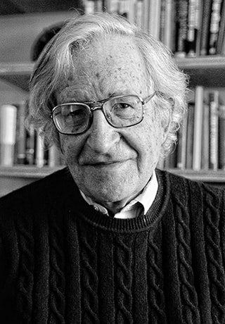 Noam Chomsky - Pluto Press
