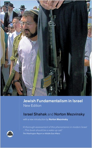 Jewish Fundamentalism in Israel