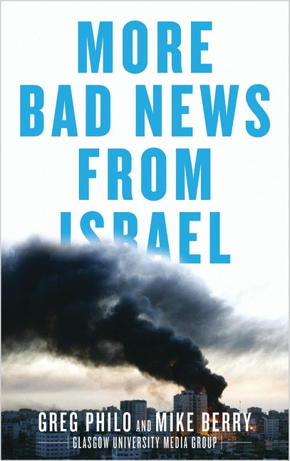 More Bad News From Israel