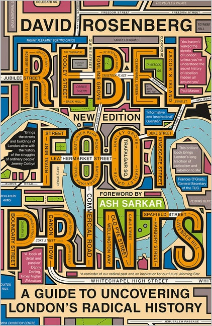 Rebel Footprints - Second Edition