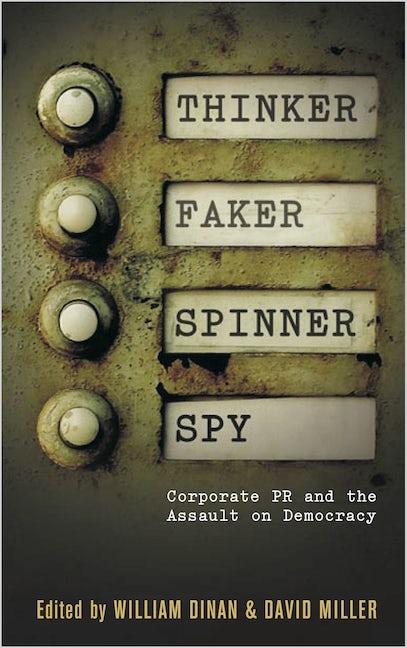 Thinker, Faker, Spinner, Spy