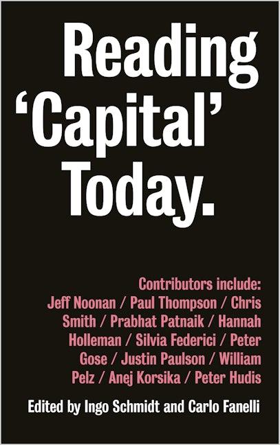Reading 'Capital' Today
