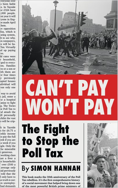 Can't Pay, Won't Pay
